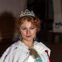 Ея величество императрица Анна. :: Александр Лейкум