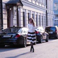 Танец в солнечных лучах :: Ярослава Машукова