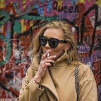 Дым.. сигарет..с ментолом.. :: Vlad Moscow