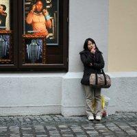 Городское одиночество :: Николай Танаев