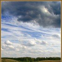 Два слоя майского неба :: gregory `