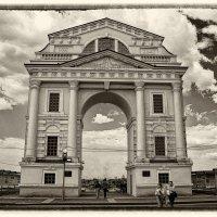 Московские ворота :: Максим Стрижаченко