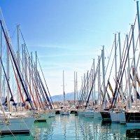 Яхты Сплита, Хорватия :: Asja SS