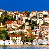 Пляжные виллы, Сплит, Хорватия :: Asja SS