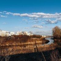 Городская окраина. :: Валерий Молоток