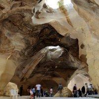 Бейт-Гуврин, Колокольные пещеры :: Марина