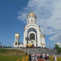 Храм Георгия Победоносца :: Мила