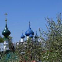 Суздальский кремль,весна :: Сергей Цветков