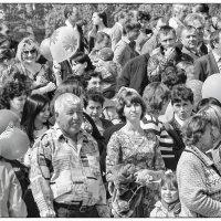 на митинге :: павел бритшев