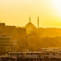 золотой закат Стамбула :: ssv9 ...