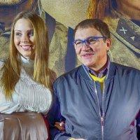 Телеведущий Дмитрий Дибров с женой :: Евгений Кривошеев