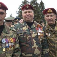 Краповые береты :: Владимир Максимов