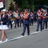 Парад военных оркестров :: Ростислав