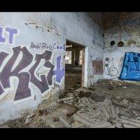 Граффити в Листвянке :: Арсений Чекмарёв
