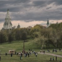 Вот где Рыцаря искать! :: Ирина Данилова