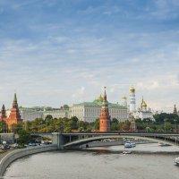 Открыточная Москва :: Дмитрий Садов