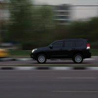 Автомобиль, съёмка движения :: Sasha Berg