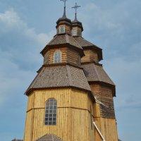Церковь Покрова Пресвятой Богородицы :: Александр Котелевский