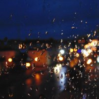 ...а дождь идет.... :: Lilek Pogorelova