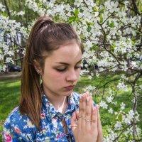 #весна :: Елизавета Петрова