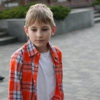 Мальчишка :: Tatiana Savelchenko