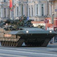 "ТБМП Т-15 на платформе ""Армата"" :: Павел Myth Буканов"