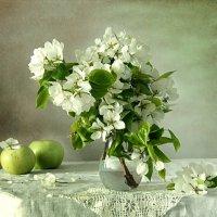 наслаждаясь запахом весны... :: Марина Торопова