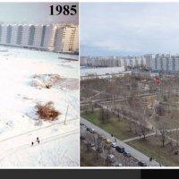 Район Отрадное: тогда и сейчас :: MaksimKa -