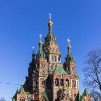 Собор Святого Петра и Павла. Петергоф. :: Сергей Швайбович