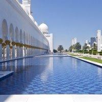 Zayed Moschee :: Вадим Вайс