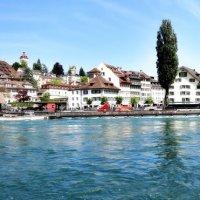 Люцерн, Швейцария :: Larisa Ulanova