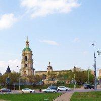 Праздничный пейзаж :: Владимир Болдырев