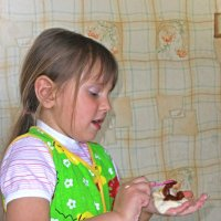 Маленькая кулинарочка :: Антонида Михайлова
