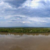Уфа река Белая (Агидель) :: Константин Вавшко