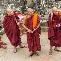 Монахи 21 века.. :: Виктор Льготин