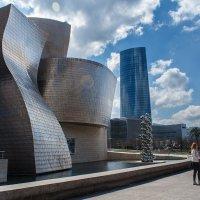 Прогука по Bilbao :: Владимир Бадюля
