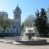 Здание Краеведческого музея в Ульяновске. :: Nataly Art