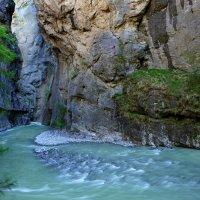 ущелье реки Ааре :: Elena Wymann