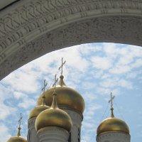 Благовещенский собор московского Кремля. :: Маера Урусова