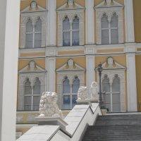 Лестница Красного крыльца. Кремль. :: Маера Урусова