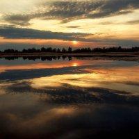 Майский закат :: Виталий Нагиев