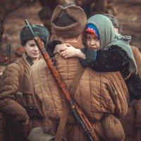 Дети войны :: Виктор Седов
