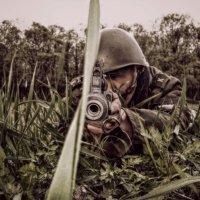 Цель вижу! :: Виктор Никаноров