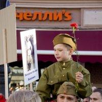 юный воин :: Роман