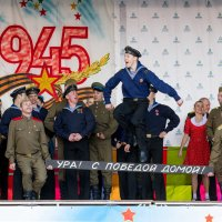 Ансамбль песни и танца КСФ 2 :: Александр Неустроев
