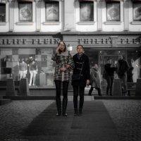 в Москве :: Lisa Buzova