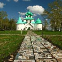 Дорога к храму :: Виктория Eariell