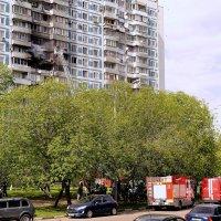 На пожаре :: Владимир Болдырев