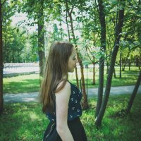Девушка-загадка :: Света Кондрашова