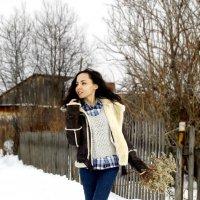 2 января :: Яна Сабурова